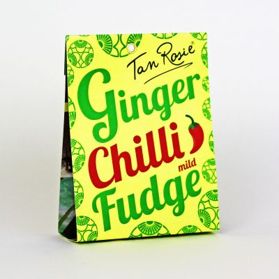 Ginger Chilli Fudge (mild)