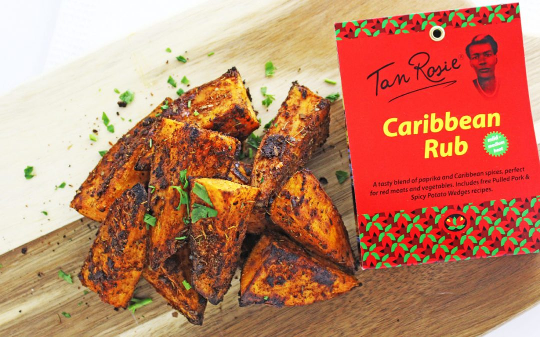 Spicy Wedges