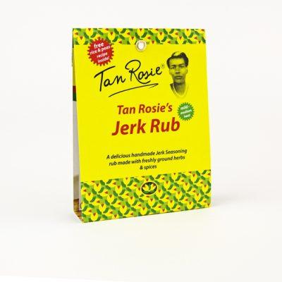 Tan Rosie Jerk Seasoning Rub