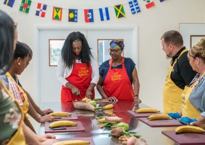 Tan Rosie Caribbean Cookery School